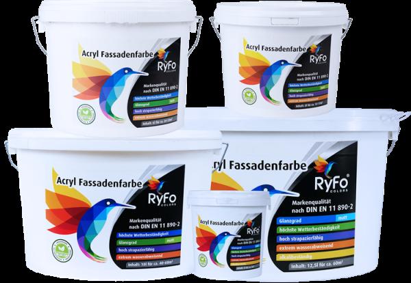 RyFo Colors Acryl Fassadenfarbe