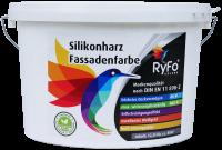 RyFo Colors Silikonharz Fassadenfarbe 12,5l