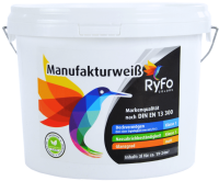 RyFo Colors Manufakturweiß 3l