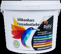 RyFo Colors Silikonharz Fassadenfarbe 3l