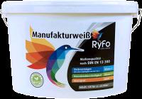 RyFo Colors Manufakturweiß 10l
