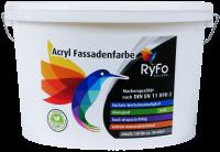 RyFo Colors Acryl Fassadenfarbe 10l