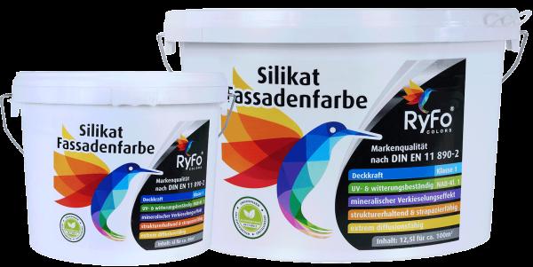 RyFo Colors Silikat Fassadenfarbe