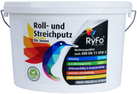 RyFo Colors Roll- und Streichputz für innen 20kg