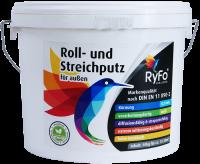 RyFo Colors Roll- und Streichputz für außen 10kg