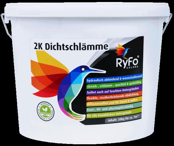 RyFo Colors 2K Dichtschlämme Komplettset