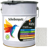 RyFo Colors Scheibenputz 1,5mm 25kg